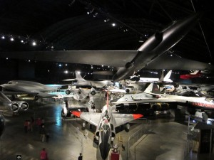 Cold War Gallery of the USAF National Museum