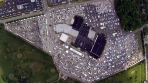 Dayton Hamvention Slow Scan Video Transmission from Balloon at 1000 feet
