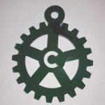 Acrylic Prototype ornament